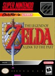 SNES - The Legend of Zelda: A Link to the Past (front)