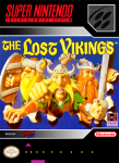 SNES - The Lost Vikings (front)