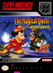 SNES The Magical Quest (front)