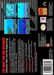 SNES - Hunt for Red October, The (back)