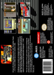 SNES - Ignition Factor, The (back)