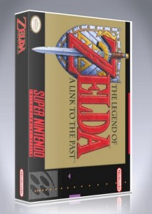 SNES - Legend of Zelda: A Link to the Past, The