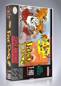 SNES - Ren & Stimpy Show: Fire Dogs, The