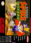 SNES - Twisted Tales of Spike McFang, The (front)