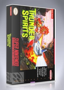 SNES - Thunder Spirits