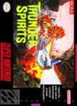 SNES - Thunder Spirits (front)