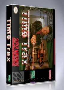 SNES - Time Trax