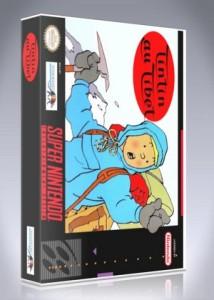 SNES - Tintin au Tibet