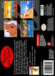 SNES - Tintin au Tibet (back)