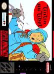 SNES - Tintin au Tibet (front)