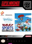 SNES - Tiny Toon Adventures: Wacky Sports Challenge (front)