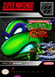 SNES - TMNT Tournament Fighters (front)