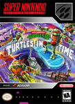 SNES - TMNT IV: Turtles In Time (front)