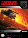 SNES - Top Gear 2 (front)