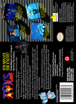 SNES - Toys: Let the Toy Wars Begin! (back)