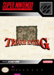 SNES - Treasure Hunter G (front)