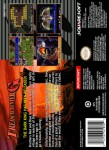 SNES - Treasure Hunter G (back)