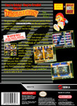 SNES - Troddlers (back)