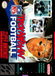 SNES - Troy Aikman Football (front)
