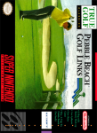 SNES - True Golf Classics: Pebble Beach Golf Links (front)