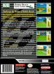 SNES - True Golf Classics: Pebble Beach Golf Links (back)