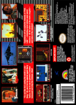 SNES - True Lies (back)