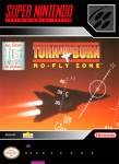 SNES - Turn and Burn: No-Fly Zone (front)