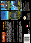 SNES - Turn and Burn: No-Fly Zone (back)