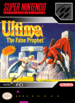 SNES - Ultima: The False Prophet (front)