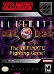 SNES - Ultimate Mortal Kombat 3 (front)
