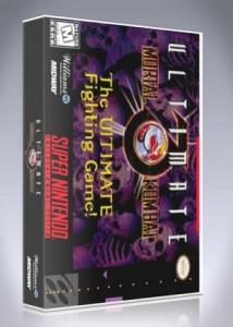 SNES - Ultimate Mortal Kombat 3