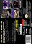 SNES - Ultimate Mortal Kombat 3 (back)