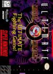 SNES - Ultimate Mortal Kombat 3 (front)