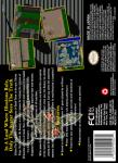 SNES - Ultima VII: The Black Gate (back)