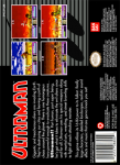 SNES - Ultraman (back)