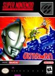 SNES - Ultraman (front)