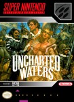 SNES - Uncharted Waters (front)