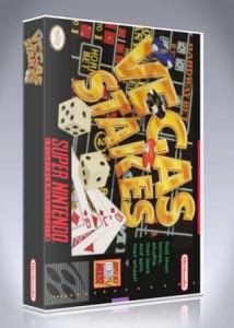 SNES - Vegas Stakes