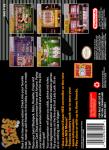 SNES - Vegas Stakes (back)