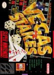 SNES - Vegas Stakes (front)