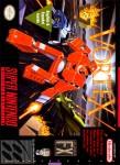 SNES - Vortex (front)