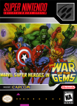 SNES - War of the Gems (front)