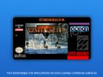 SNES - Waterworld Label