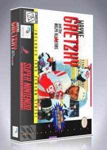 SNES - Wayne Gretzky and the NHLPA All-Stars