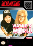 SNES - Wayne's World (front)