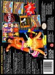 SNES -WCW Super Brawl (back)