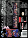 SNES - WeaponLord (back)