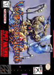 SNES - WeaponLord (front)