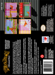 SNES - We're Back!: A Dinosaur's Story (back)