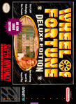SNES - Wheel of Fortune Deluxe Edition (front)